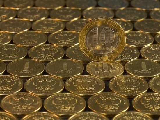 Российский рубль признали самой слабой валютой в СНГ