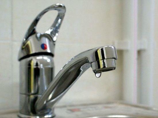 В Элисте не будет воды
