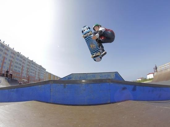 Нарьян-Марские скейтеры устроили самый северный баттл