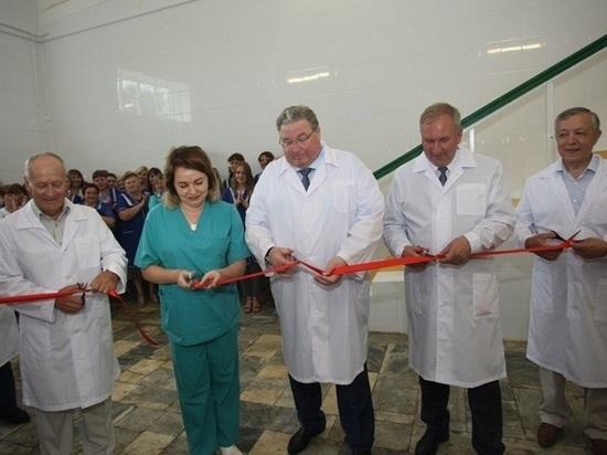 В Мордовии состоялся официальный запуск линии по производству мороженного