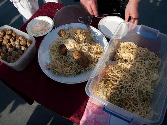 Названы самые популярные блюда у иностранных болельщиков в Екатеринбурге