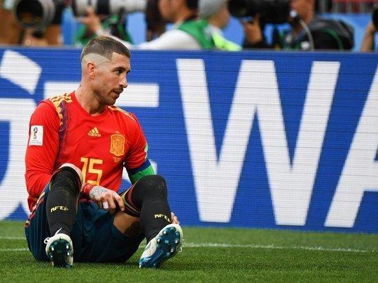 «Разложились изнутри»: местные газеты оплакали матч Испания - Россия