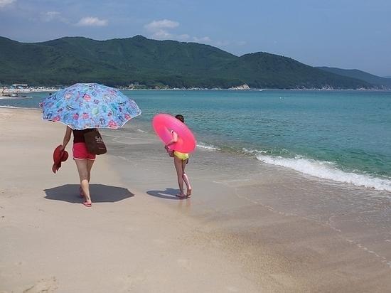 Названы новые пляжи, где можно отдыхать в Приморье