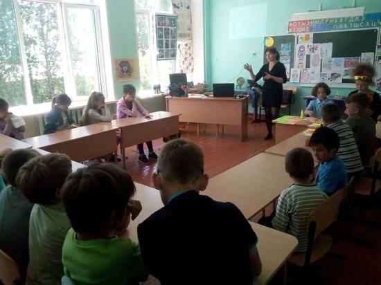 Об экологическом проекте узнали дети пришкольного лагеря