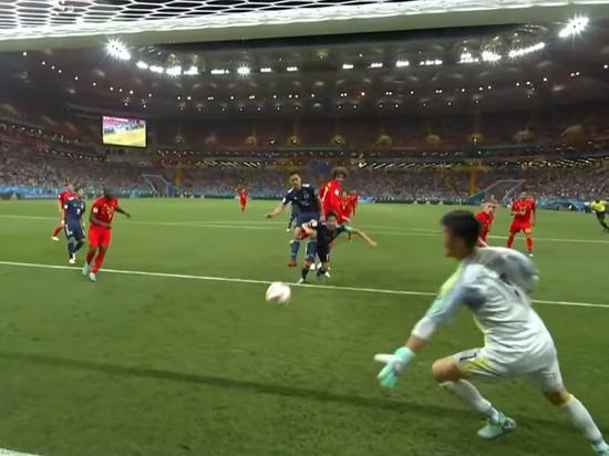 Триллер на ЧМ-2018: Бельгия отыгралась после 0:2 от Японии