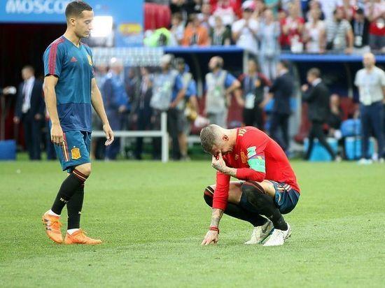 Испанские СМИ разгромили свою сборную за проигрыш «деревенской» команде России