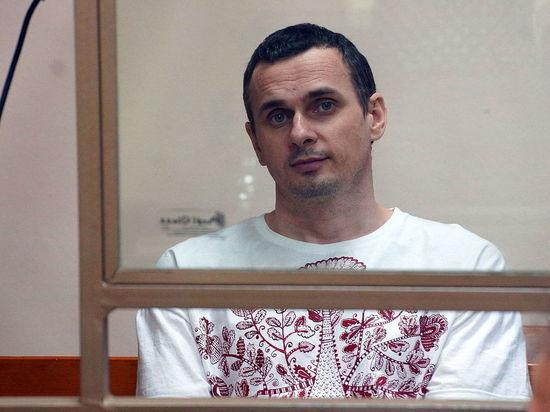 Украина предложила обменять Сенцова на «Терезу» и друга Моторолы