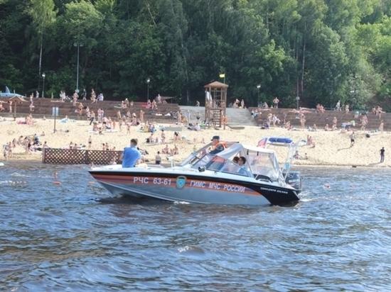 Спасатели проверили чебоксарские пляжи