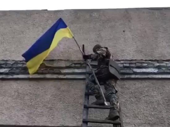 ВСУ взяли в Донбассе Золотое-4 после трехнедельных боев