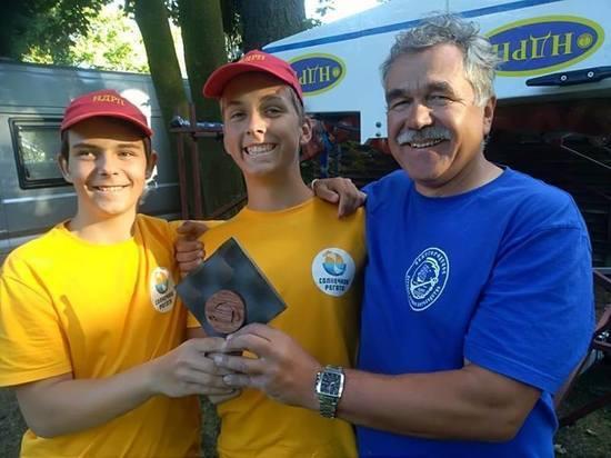 Нижегородские юнги победили в международной регате Solarboat regatta