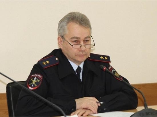 Томич Андрей Ларионов стал рулить кадрами в МВД