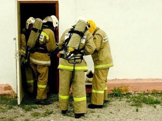 Приморские пожарные отправились на борьбу с огнем