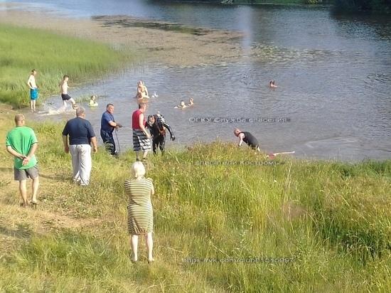 В Юбилейном озере утонул мужчина