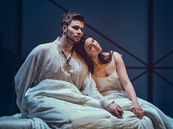 «Влюбленного Шекспира» впервые в России поставил театр Пушкина