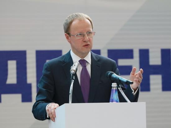Виктор Томенко озвучил тезисы своей предвыборной программы