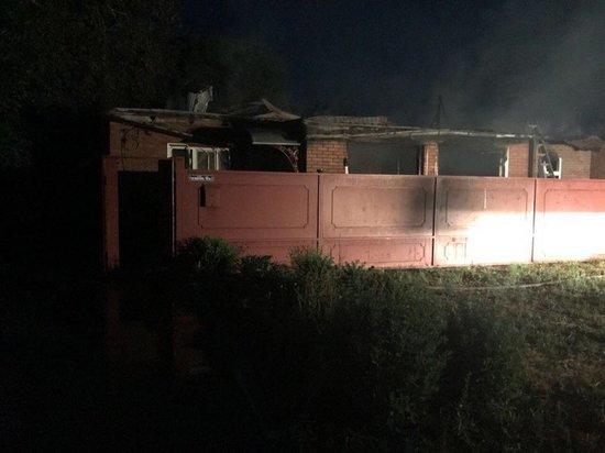 Погибших при пожаре троих детей в Ростовской области заживо сжег их отчим