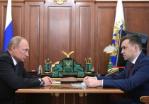 Владимир Путин встретился со Станиславом Воскресенским