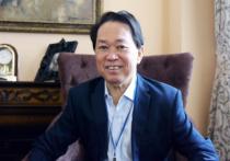 Ви Тионг Хау: «Бурятия - регион особый для Бога»