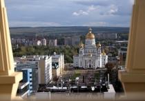 Смотровая площадка МГУ имени Огарева в Саранске переходит на летний график работы