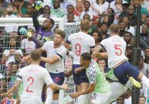 Англия победила Колумбию по пенальти в 1/8 финала ЧМ-2018: онлайн-трансляция