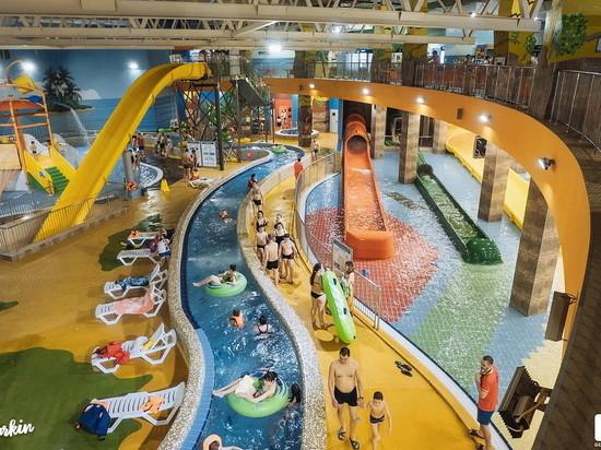В оренбургском аквапарке не хватает плавсредств