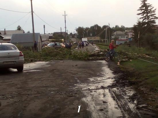 Мордовия приходит в себя после сокрушительного урагана