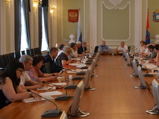 В Тамбове пенсионную реформу поддержали Общественная палата и профсоюзы