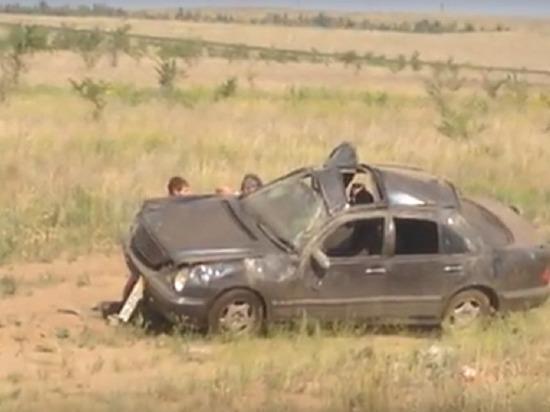 Соцсети: на трассе Оренбург-Акбулак погиб водитель иномарки