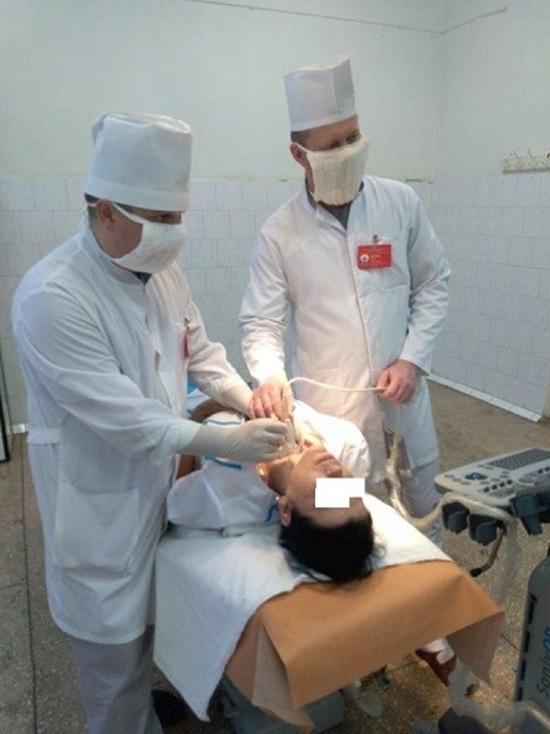 Тамбовские медики осваивают новые методы диагностики заболеваний щитовидной железы