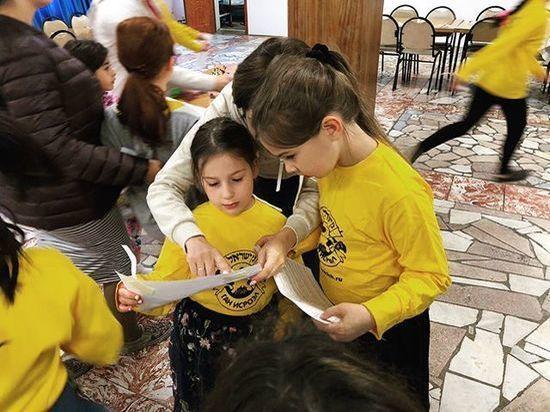 В ФЕОР рассказали о ежегодной работе еврейских летних детских лагерей