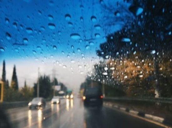 В Элисте объявили штормовое предупреждение