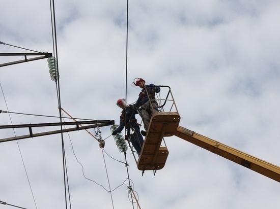 Энергетики Ивэнерго оперативно восстановили электроснабжение в отдельных районах Ивановской области, пострадавших из-за грозы