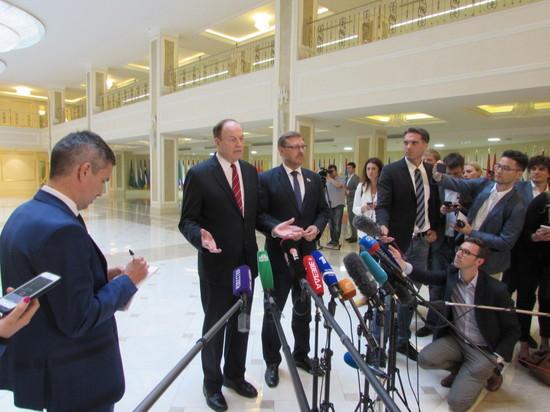 Влиятельные американские парламентарии побывали в Москве впервые с 2013 года