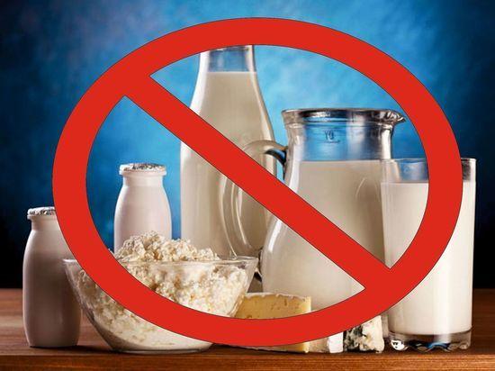 Поддельное молоко производилось в Юхновском районе