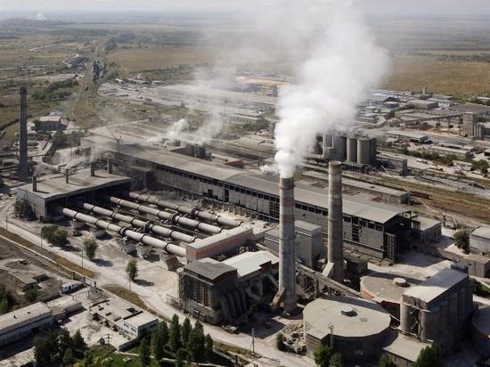 Закрывают цементный завод