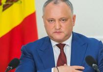 Игорь Додон: «Я не сдамся  под давлением правящего большинства»