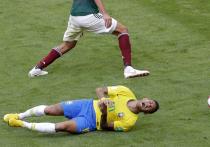 Неймар и другие футбольные симулянты: механизм кривляний раскрыли эксперты