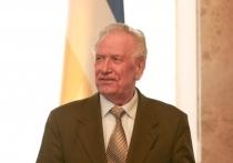 Первый президент Бурятии отмечает день рождения