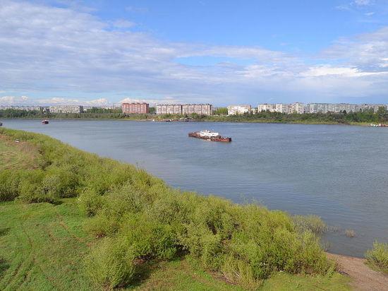 В реке Томь нашли тело болельщика, утонувшего возле фан-зоны