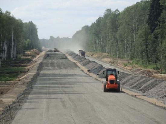 Оглашена цена новоиспеченной дороги вОмской области