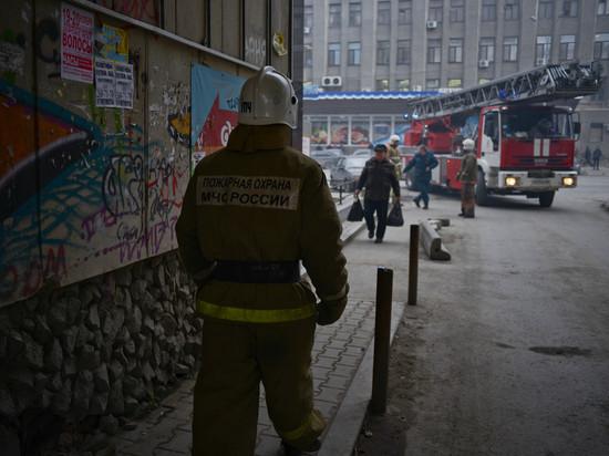 В Каменске-Уральском при пожаре погибли мужчина и двое детей