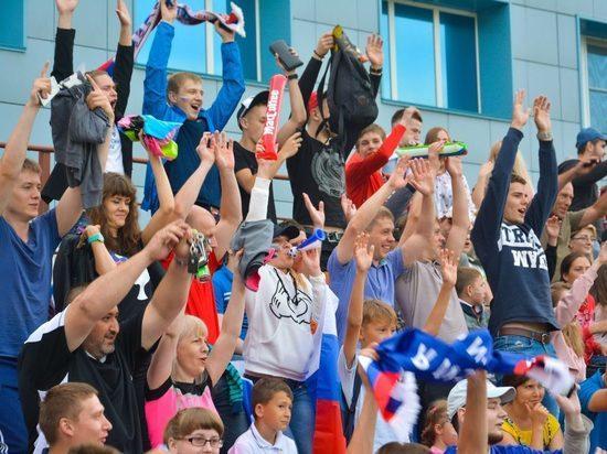 «Ростелеком» поддержал футбольных болельщиков в Барнауле