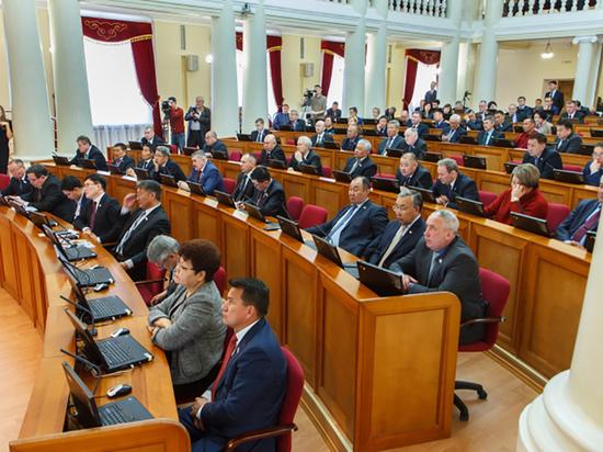Цырен Доржиев: «За пять лет бюджет Бурятии вырос с 40 до 50 миллиардов»