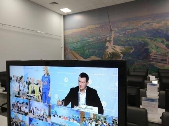 Михаил Дегтярев: «Иностранцы ощутили «вкус» российского гостеприимства»