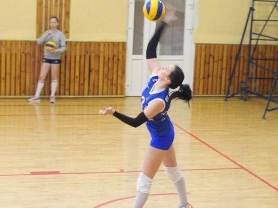 Тамбовские волейболистки упустили 1 место в Универсиаде