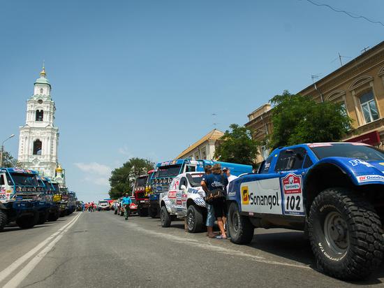 Ралли-марафон «Шелковый путь» стартует изАстрахани 20июля