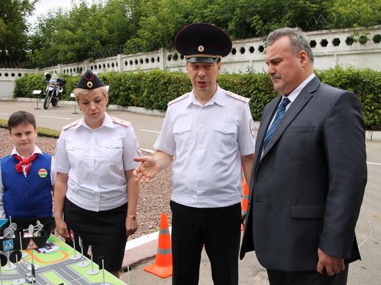 Сотрудники ГИБДД Калужской области отметили свой профессиональный праздник