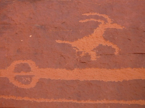 На Алтае обнаружены уникальные наскальные рисунки
