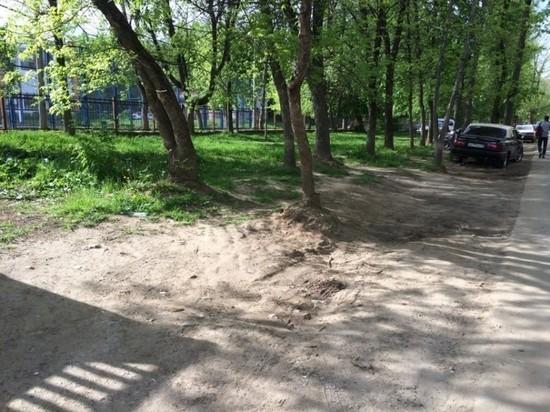 Опубликован полный список дворов Калуги, которые благоустроят в 2018 году