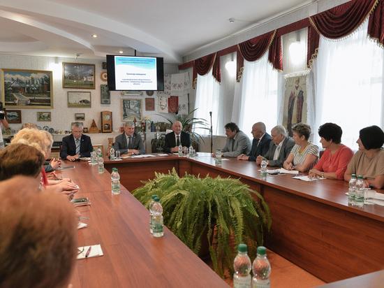 В Воронежской области должна измениться система взаимодействия власти и населения